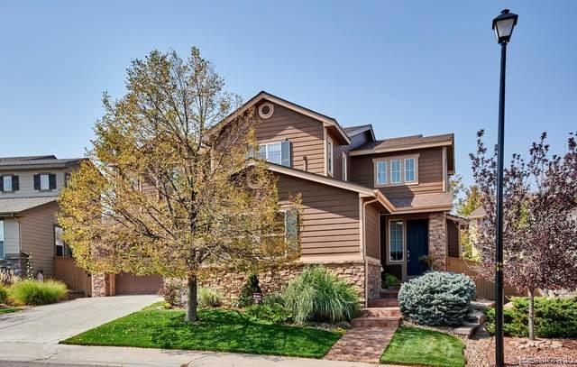 11054 Glengate Circle, Highlands Ranch, CO 80130 (#5563285) :: Peak Properties Group