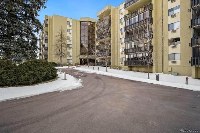 14300 E Marina Drive #308, Aurora, CO 80014 (MLS #5563313) :: 8z Real Estate