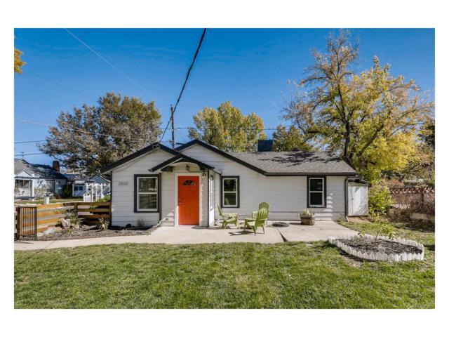 2800 S Pennsylvania Street, Englewood, CO 80113 (#5563581) :: The Peak Properties Group