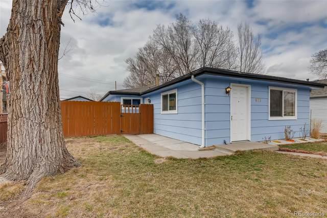 675 S Stuart Street, Denver, CO 80219 (#5563745) :: Venterra Real Estate LLC