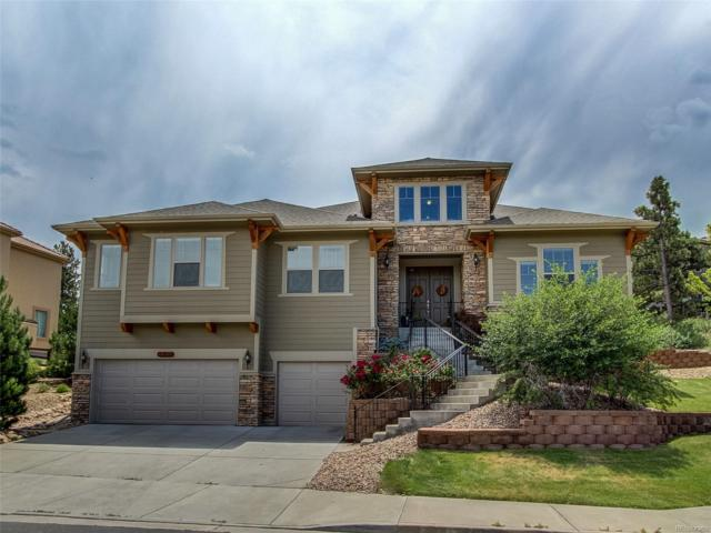 20050 E Shady Ridge Road, Parker, CO 80134 (#5563788) :: The Peak Properties Group