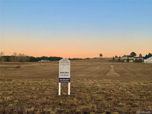 14 Red Kit Road, Franktown, CO 80116 (#5564290) :: Own-Sweethome Team