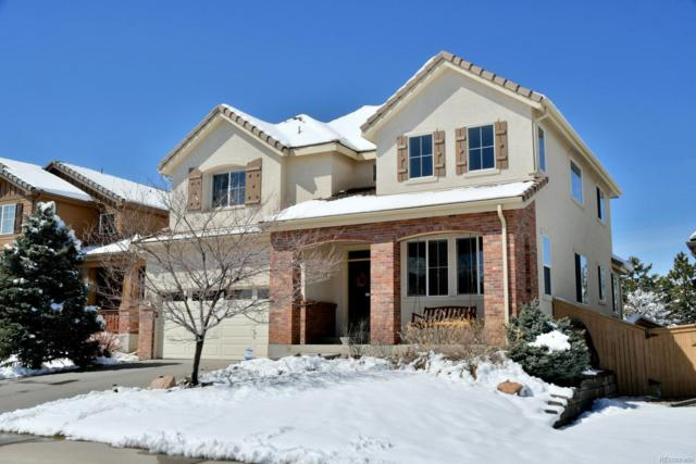 10565 Laurelglen Circle, Highlands Ranch, CO 80130 (#5564345) :: Structure CO Group