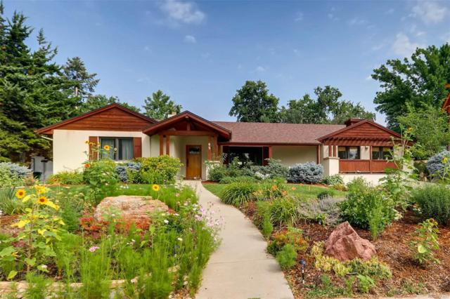 65 Southmoor Drive, Denver, CO 80220 (#5564445) :: The Healey Group
