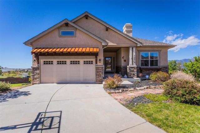 13812 Windy Oaks Road, Colorado Springs, CO 80921 (#5564731) :: The Dixon Group