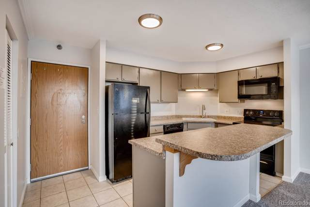 1301 Speer Boulevard #704, Denver, CO 80204 (#5564827) :: Berkshire Hathaway Elevated Living Real Estate