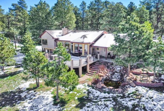 18510 Woodhaven Drive, Colorado Springs, CO 80908 (MLS #5565297) :: Keller Williams Realty