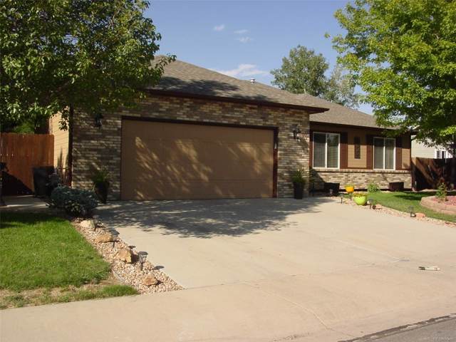 410 Harrow Lane, Platteville, CO 80651 (#5565534) :: The DeGrood Team
