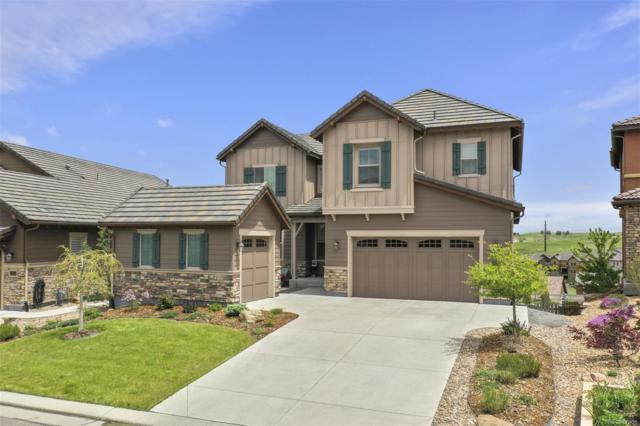 10646 Skydance Drive, Highlands Ranch, CO 80126 (#5565676) :: The HomeSmiths Team - Keller Williams