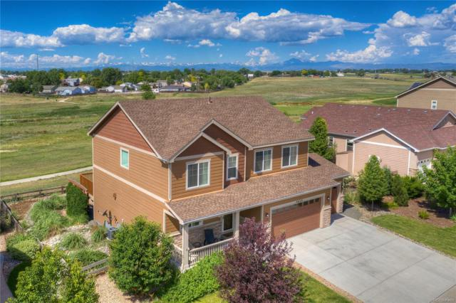 3652 Deacon Drive, Mead, CO 80542 (#5565840) :: The DeGrood Team