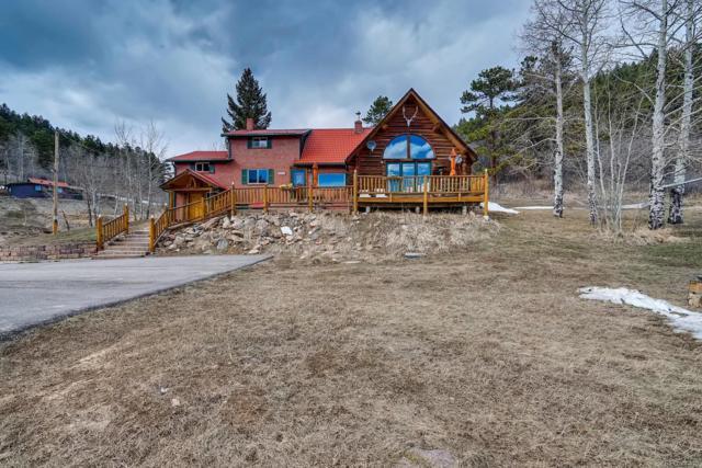 12002 Arnett Ranch Road, Littleton, CO 80127 (#5565941) :: House Hunters Colorado