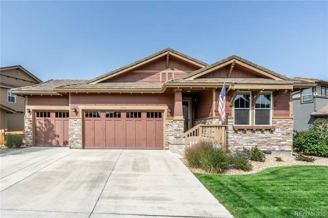 15618 Weaver Gulch Drive, Morrison, CO 80465 (MLS #5566122) :: 8z Real Estate