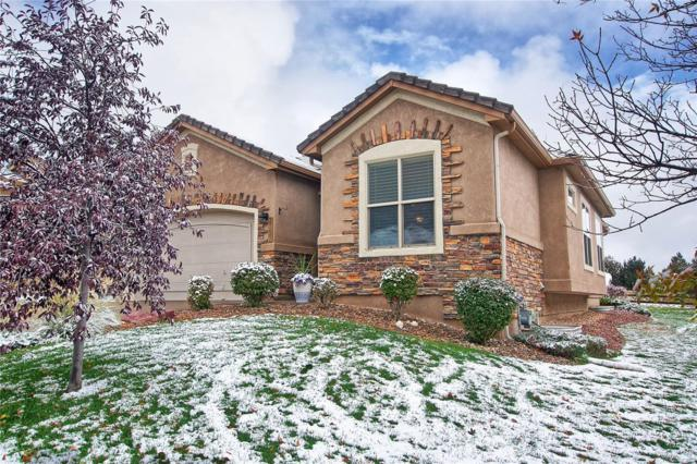 2757 Crooked Vine Court, Colorado Springs, CO 80921 (MLS #5566479) :: Kittle Real Estate