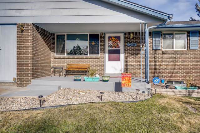 6421 W 77th Place, Arvada, CO 80003 (MLS #5566559) :: 8z Real Estate