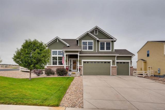 5365 Fawn Ridge Way, Castle Rock, CO 80104 (MLS #5567103) :: Kittle Real Estate