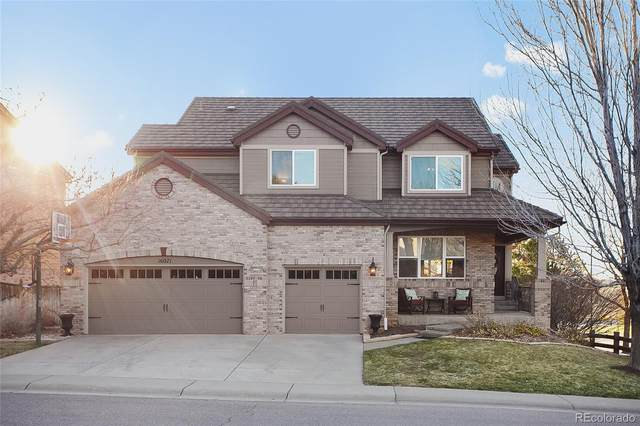 16071 Crestrock Circle, Parker, CO 80134 (#5567341) :: My Home Team