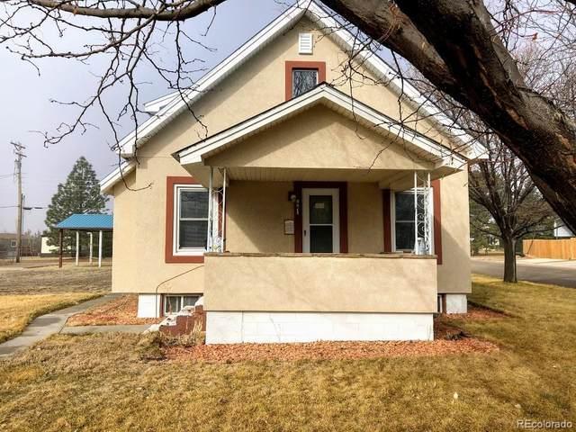 581 Fremont Avenue, Akron, CO 80720 (#5567492) :: Re/Max Structure