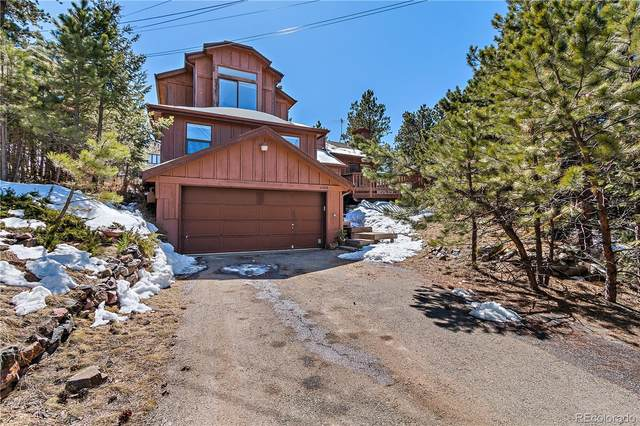 27886 Mariposa Road, Evergreen, CO 80439 (MLS #5567502) :: 8z Real Estate