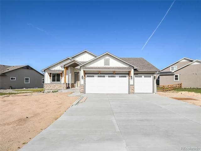 14112 Stone Eagle Place, Colorado Springs, CO 80921 (MLS #5567852) :: Find Colorado Real Estate