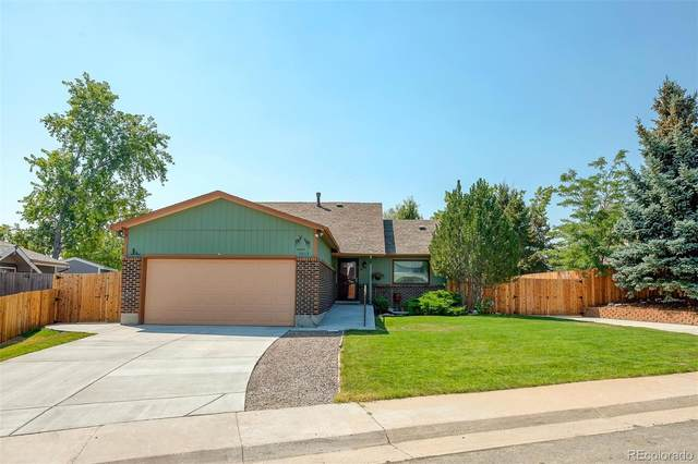 5910 W 72nd Drive, Arvada, CO 80003 (#5567902) :: Bring Home Denver with Keller Williams Downtown Realty LLC