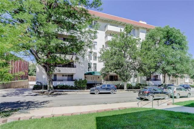 1365 Columbine Street #202, Denver, CO 80206 (MLS #5568258) :: 8z Real Estate