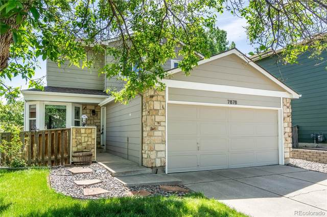 7878 Jared Way, Littleton, CO 80125 (#5568661) :: The Griffith Home Team