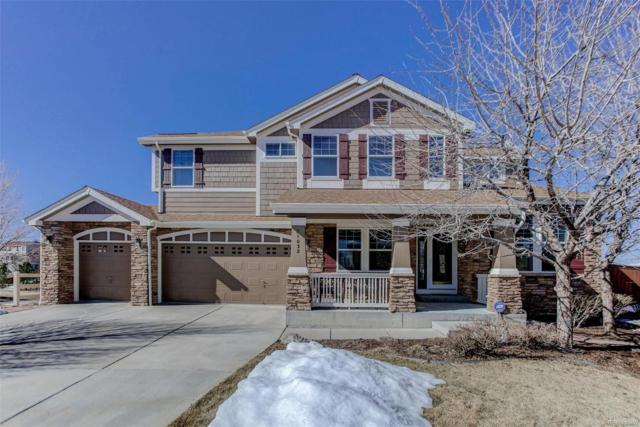 21032 E Greenwood Place, Aurora, CO 80013 (#5568698) :: Compass Colorado Realty
