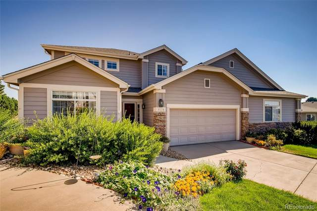 1434 Pineridge Lane, Castle Pines, CO 80108 (MLS #5568748) :: Find Colorado