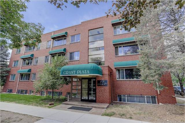 85 N Grant Street #30, Denver, CO 80203 (#5568981) :: The Peak Properties Group