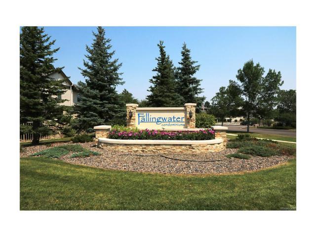 7422 S Quail Circle #1616, Littleton, CO 80127 (MLS #5568984) :: 8z Real Estate