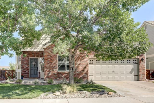 14903 E 117th Place, Commerce City, CO 80603 (#5569120) :: The Healey Group