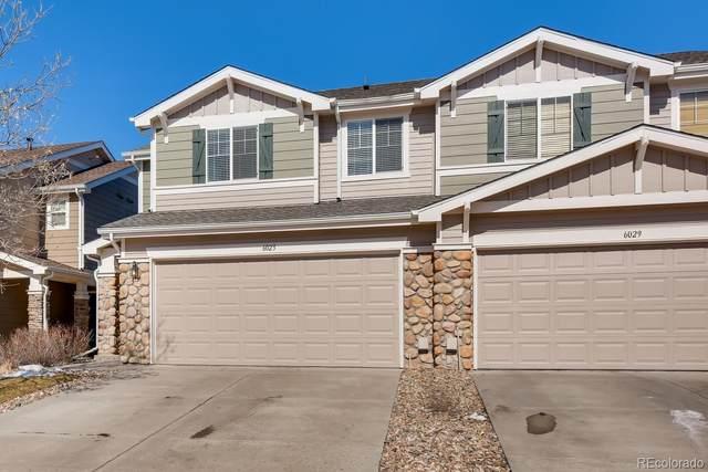 6023 Wescroft Avenue, Castle Rock, CO 80104 (#5569335) :: The Peak Properties Group