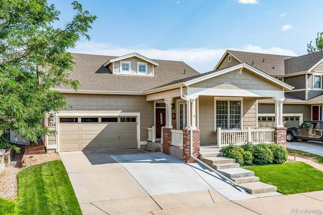 4324 Timber Hollow Loop, Castle Rock, CO 80109 (MLS #5569476) :: 8z Real Estate