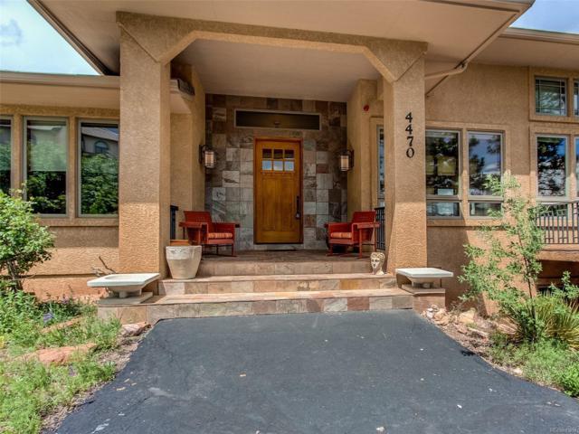 4470 Monitor Rock Lane, Colorado Springs, CO 80904 (#5569555) :: The Griffith Home Team