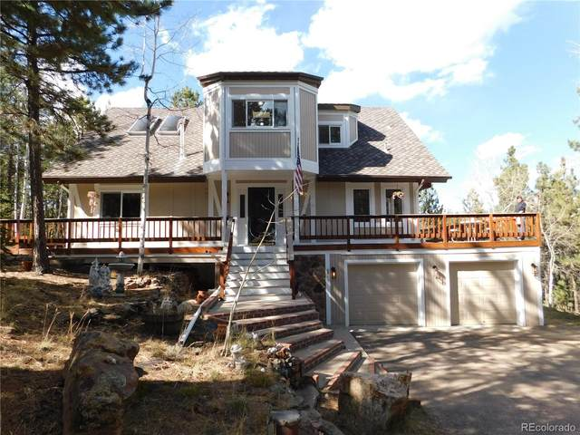 3199 Nova Road, Pine, CO 80470 (#5570050) :: The Colorado Foothills Team | Berkshire Hathaway Elevated Living Real Estate