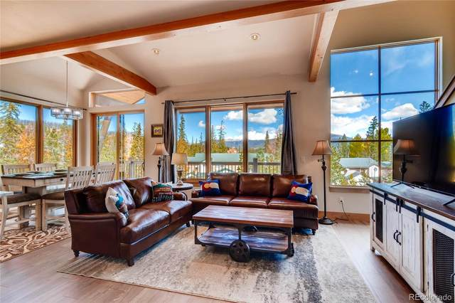 333 Lodge Pole Street M2, Silverthorne, CO 80435 (#5570205) :: HomeSmart Realty Group