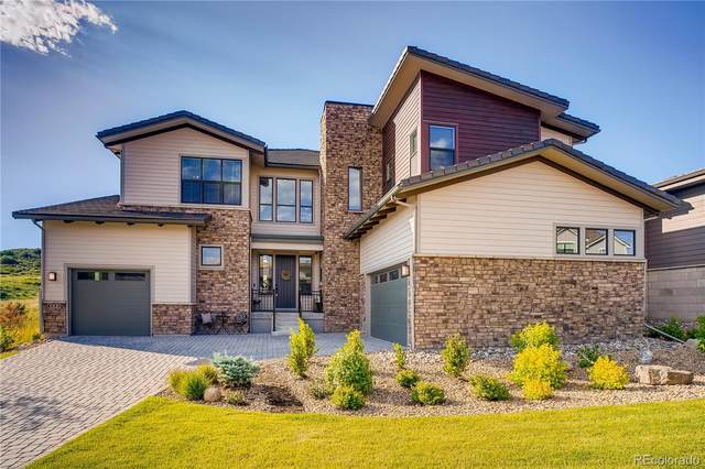 9588 Viewside Drive, Lone Tree, CO 80124 (MLS #5570237) :: Clare Day with Keller Williams Advantage Realty LLC