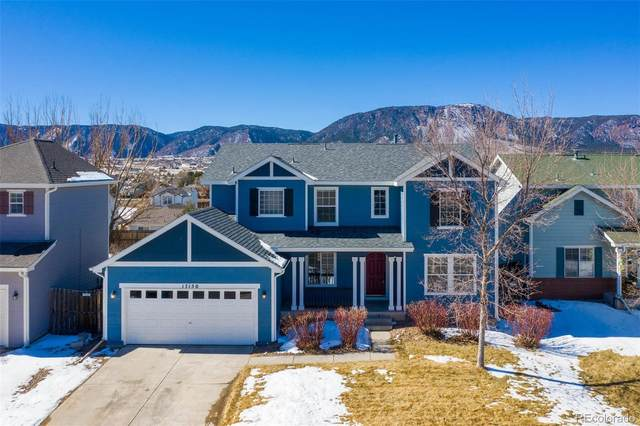 17150 Snowwood Drive, Monument, CO 80132 (MLS #5570295) :: 8z Real Estate