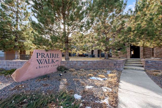 17209 Wilde Avenue #304, Parker, CO 80134 (#5570337) :: Berkshire Hathaway Elevated Living Real Estate
