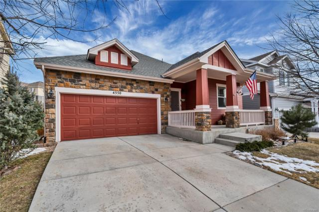 4550 Applecrest Circle, Castle Rock, CO 80109 (#5570459) :: The HomeSmiths Team - Keller Williams