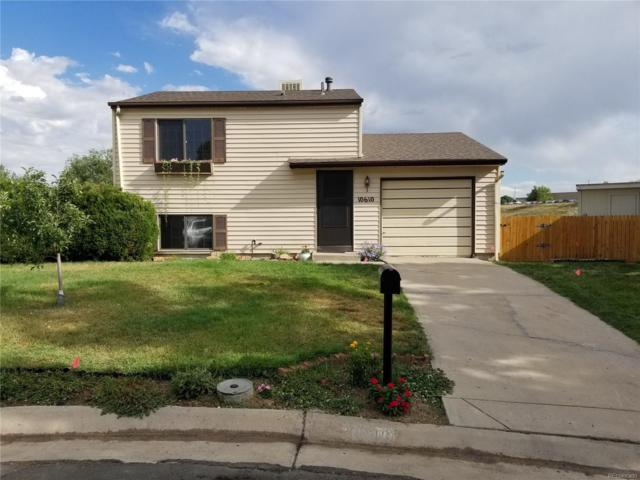 10610 Moore Court, Broomfield, CO 80021 (MLS #5570499) :: 8z Real Estate