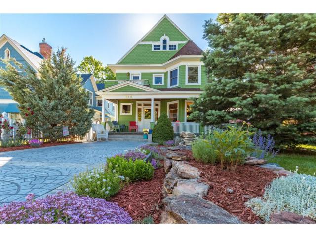 815 N Weber Street, Colorado Springs, CO 80903 (MLS #5570663) :: 8z Real Estate