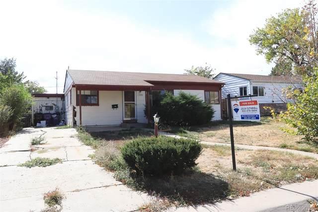 1860 W Arkansas Avenue, Denver, CO 80223 (#5570720) :: iHomes Colorado