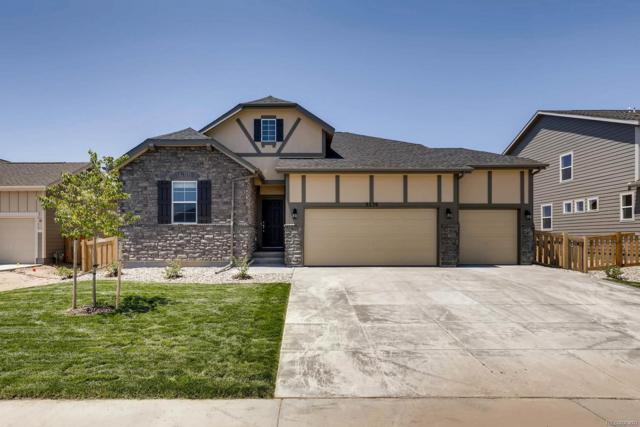 5239 Odessa Lake Street, Timnath, CO 80547 (#5570932) :: The Tamborra Team
