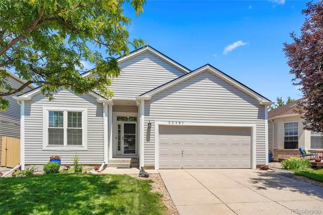 22481 E Powers Place, Aurora, CO 80015 (#5570947) :: Berkshire Hathaway HomeServices Innovative Real Estate