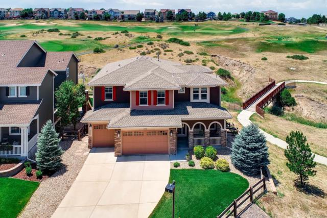 11967 Blackwell Way, Parker, CO 80138 (#5571072) :: The Griffith Home Team