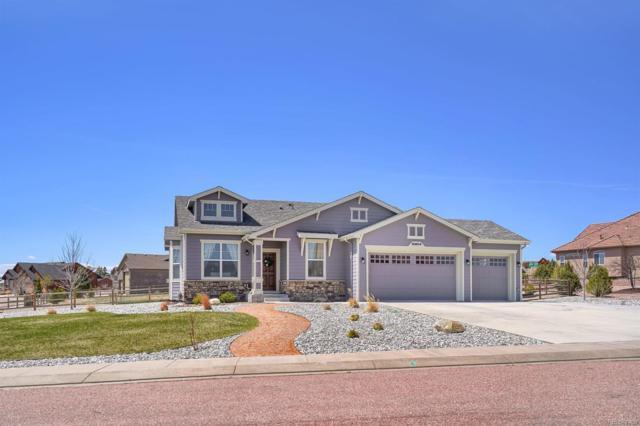 10904 Klondike Drive, Peyton, CO 80831 (#5571176) :: House Hunters Colorado