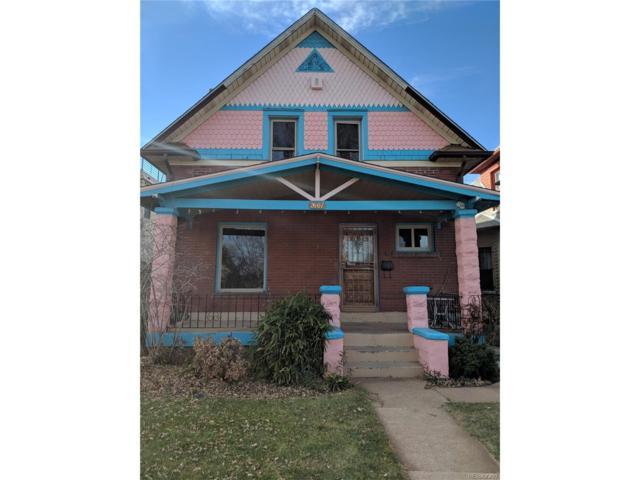 2607 N Vine Street, Denver, CO 80205 (#5571297) :: Thrive Real Estate Group