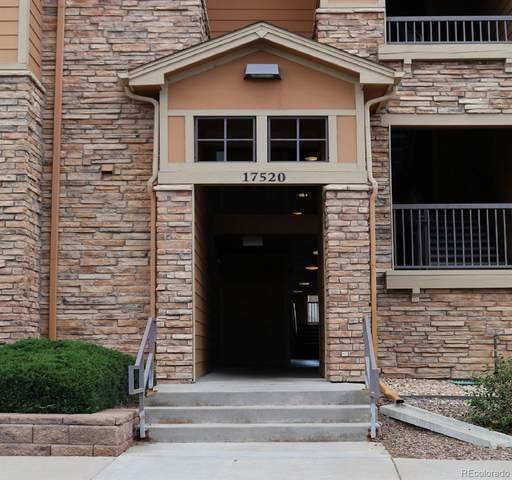 17520 Nature Walk Trail #101, Parker, CO 80134 (#5571539) :: Finch & Gable Real Estate Co.