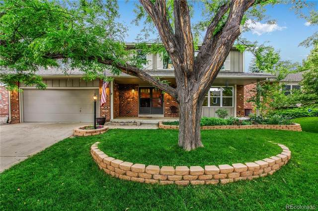 7887 S Magnolia Way, Centennial, CO 80112 (#5571911) :: Berkshire Hathaway Elevated Living Real Estate